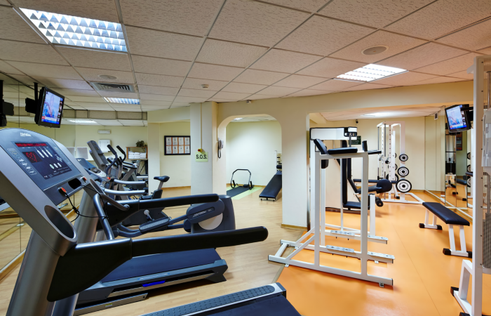Gym of Four Seasons Vilamoura
