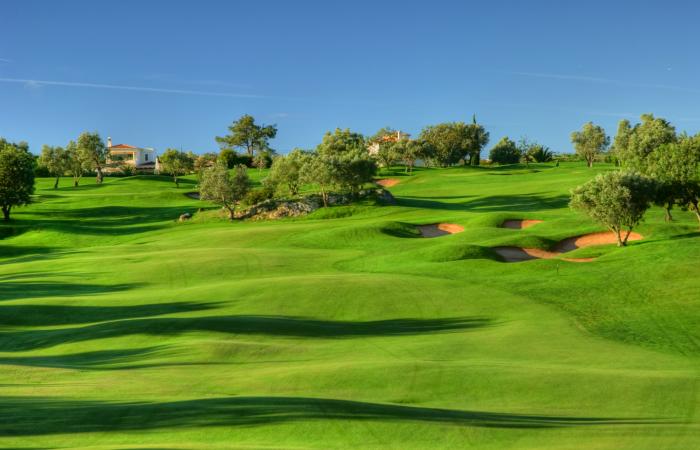 Fairway in the Gramacho Golf Course