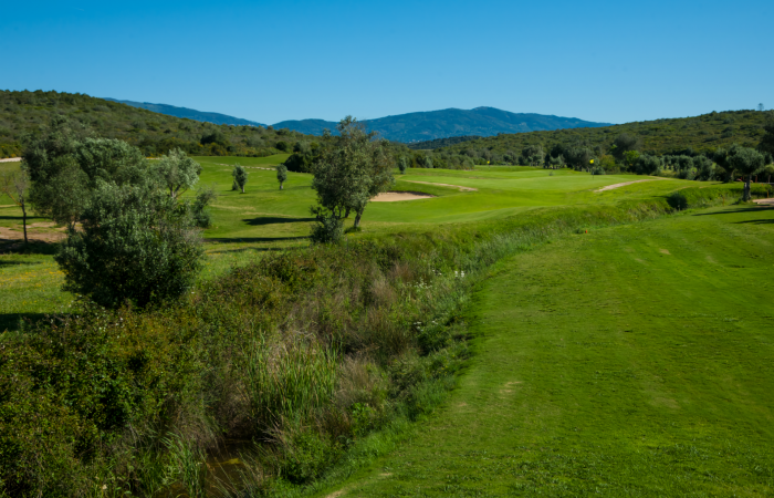 Álamos Golf course