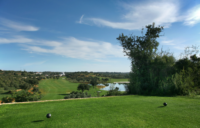 Silves Golf Course tee